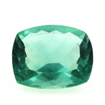 71.15 CT. NATURAL GREEN FLUORITE. VVS1