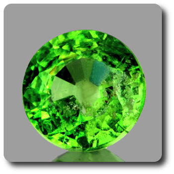 0.47 CT.  DEMANTOID GARNET. VVS