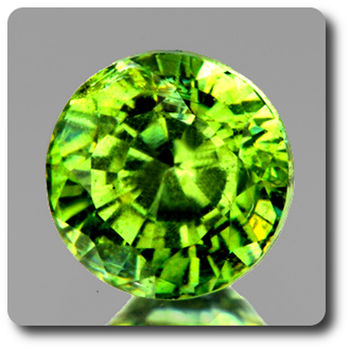 0.52 CT.  DEMANTOID GARNET. VVS