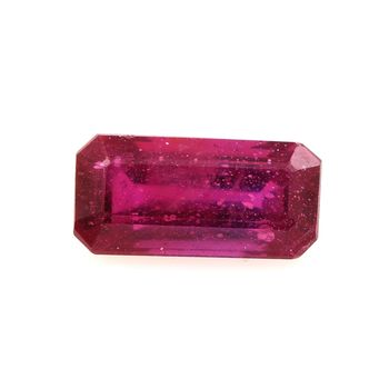 1.71 cts RUBIS ROUGE . I1