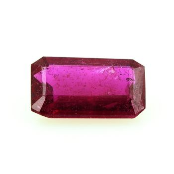 1.56 cts RUBIS ROUGE . I1