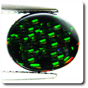2.63 CT.  NATURAL BLACK OPAL