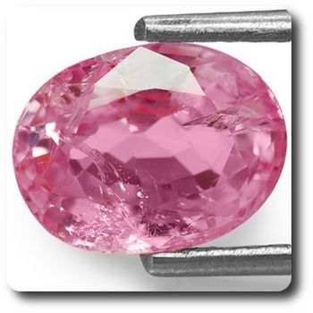 2.63 CT.  PINK SAPPHIRE. SI2