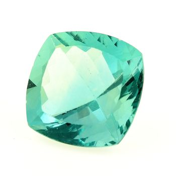 50.81 CT. NATURAL GREEN FLUORITE. VVS1