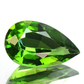 1.15 cts TOURMALINE CHROME . VVS