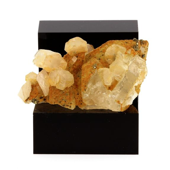 Quartz Calcite Pyrite