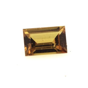 Yellow Sapphire. 0.3 cts.