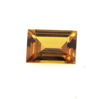 Yellow Sapphire. 0.35 cts.