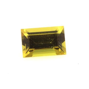 Yellow Sapphire. 0.25 cts.