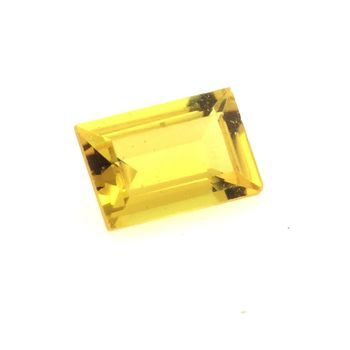 Yellow Sapphire. 0.18 cts.