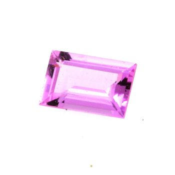 Pink Sapphire. 0.40 cts.