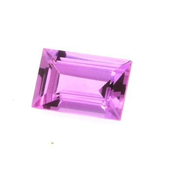 Pink Sapphire. 0.25 cts.