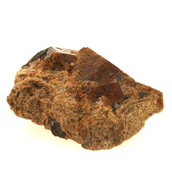 Grenat Catalan Grossulaire-Andradite. 107.5 cts.