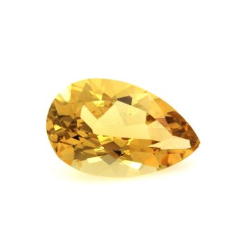Béryl jaune Héliodore. 5.01 cts.