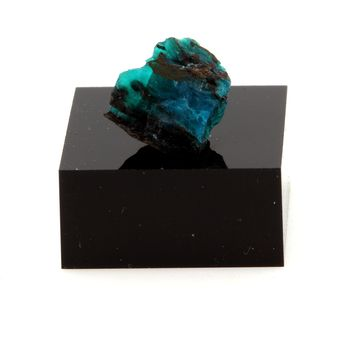 Chrysocolle. 2.45 ct.