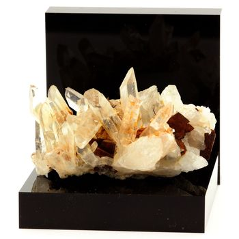 Quartz, Siderite. 210.9 ct.