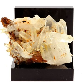 Quartz, Siderite. 308.6 ct.