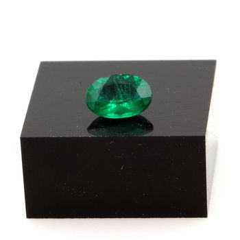 Emeraude. 0.66 ct.