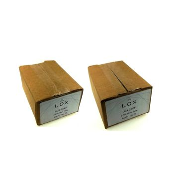 Box 24 Boxes LOX Gold & Silver Tone