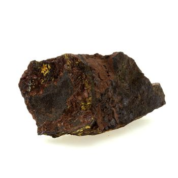 Cacoxenite + Beraunite. 52.72 ct.