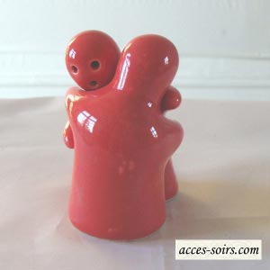 Love set salt and pepper