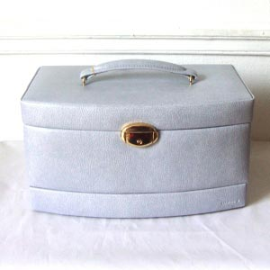 Big jewel box Davidt's pearl grey