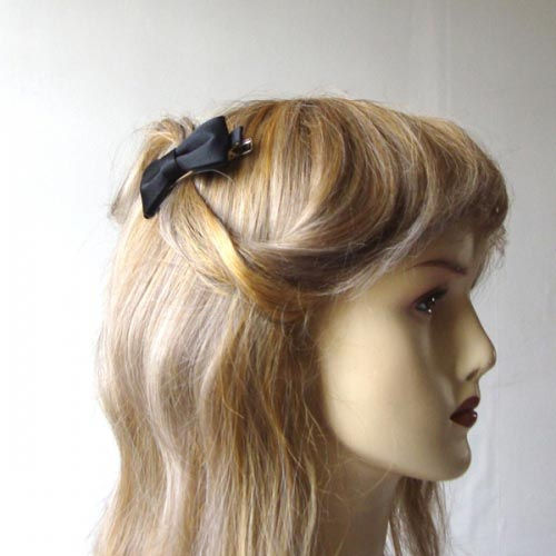 Hair pin - bow fly - 13 colours