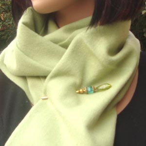 Cashmere and woolen scarf - 10 colours