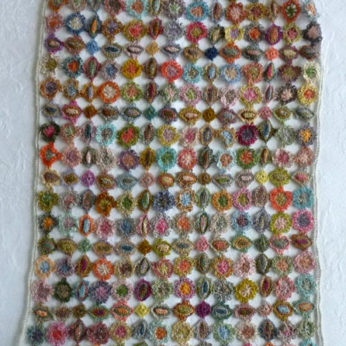 Long scarf Sophie Digard