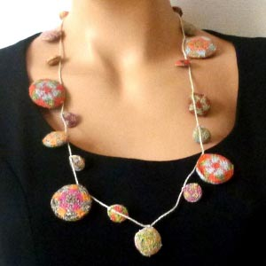 Sophie Digard's necklace