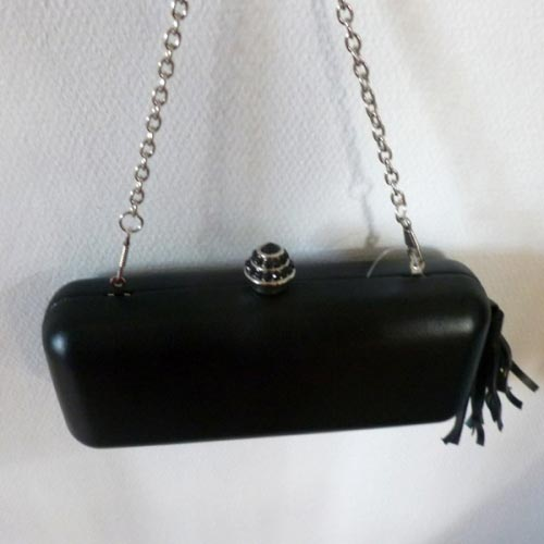 leatherette bag
