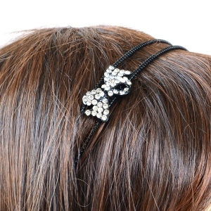 """Wholesale only - Headband """"Karin"""" butterfly"""