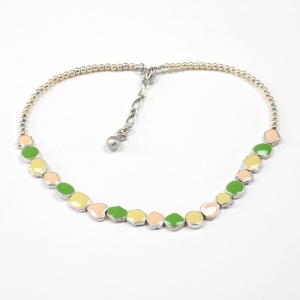 "Necklace/choker ""Lucie"""