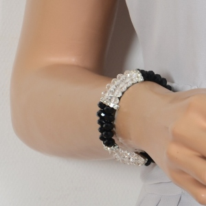 Bracelet double rangs