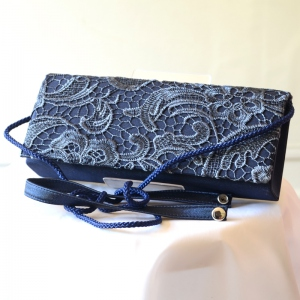 Lovely guipure evening bag