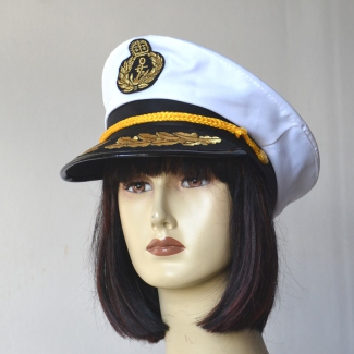 Cruise commandant - captain's hat/cap