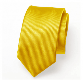 Yellow PARTNER LOOK for a couple invited to a wedding or a formal evening