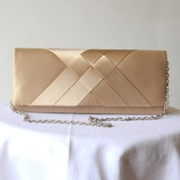 Light gold/vanilla weddings, evenings matching accessories for women