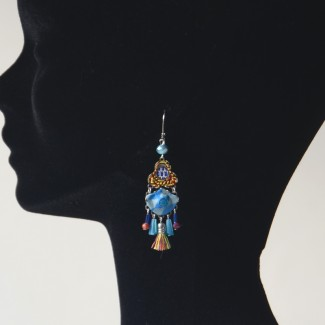 Earrings Ayala Bar - for pierced ears