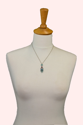 Ayala Bar - piece of jewelry - turquoise necklace