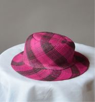 Little hat for girls - strawberry and chocolate!