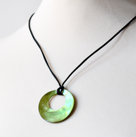 Mother of pearl necklace - Many colours