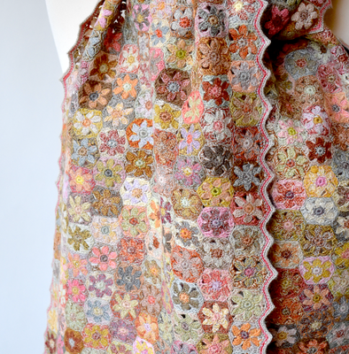"""Large scarf Sophie Digard """"MARIETTE"""""""