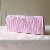 Light pink wedding, evening  clutch
