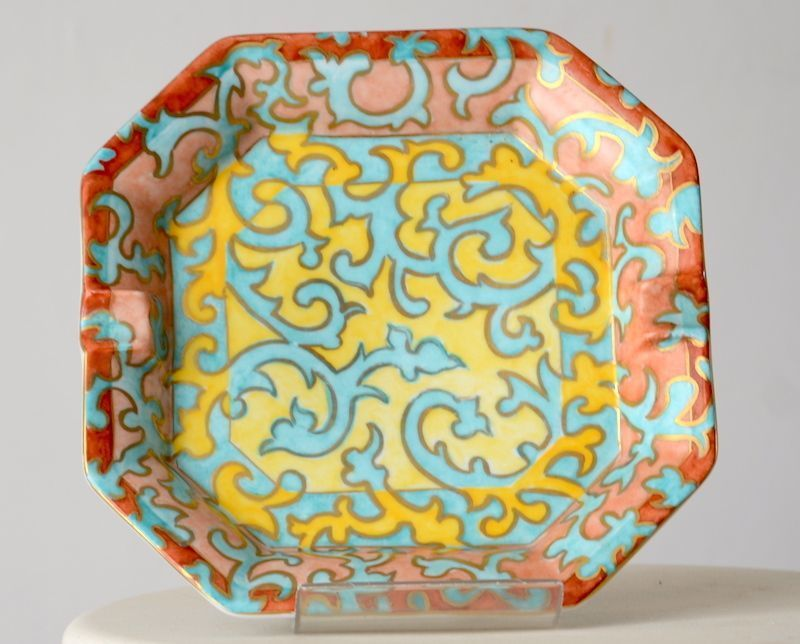 Idea for a wedding present : Limoges chinaware - ashtray