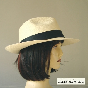 Authentic Panama hat