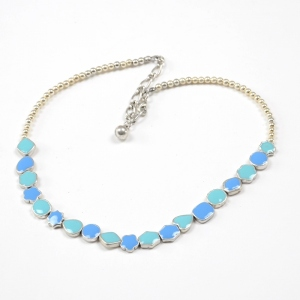 """Necklace/choker """"Lucie"""""""
