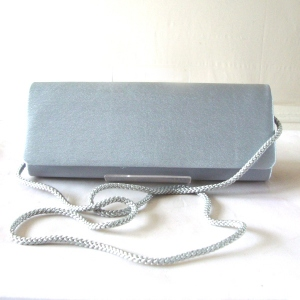 Lovely evening satin bag