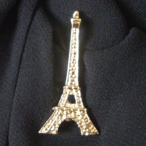 Broche Tour Eiffel
