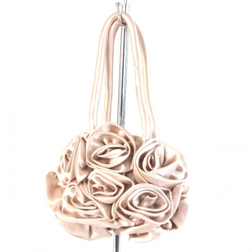 Wedding bag in the shape of a bundle of flowers 15 colours